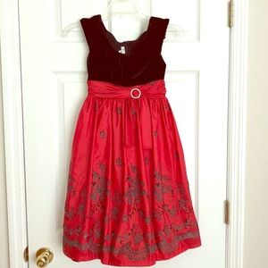 Girls' Party/Holiday Dress